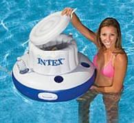 Плавучий охладитель Intex 58820