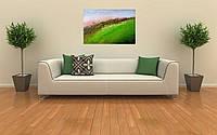 «Весенний ветер. Луга» картина маслом