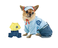 """Костюм для собак """"Микс"""", размеры XS, XS-2, S"""