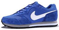 Мужские кроссовки Nike MD Runner 2 Blue, найк
