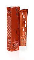 43 Мідно-золотистий Estel Professional De Luxe High Flash крем-фарба для волосся 60 мл.