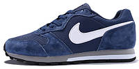 Мужские кроссовки Nike MD Runner 2 Dark Blue, найк
