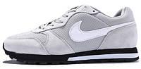 Мужские кроссовки Nike MD Runner 2 Light Grey, найк