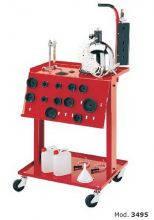 Пневматическая установка для замены тормозной жидкости в комплекте :, фото 2