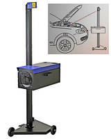 Прибор для регулировки фар PH2066/D/L2, OMA, WC0030100