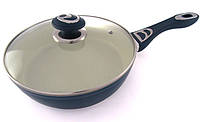 Lessner Cooker Сковорода mix D=22см 88701-22