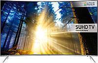 Телевизор Samsung UE43KS7502 (PQI2200Гц, SUHD 4K, Smart, Wi-Fi, ДУ Remote Control, T2/S2, изогнутый)