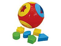 Развивающая игрушка Умный малыш Шар 1 ТехноК 2247 IU