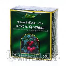 Брусника обыкновенная листья Эдель 50г