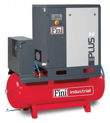 PLUS 8-08-270 ES - Винтовой компрессор 1250 л/мин, фото 2