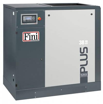 PLUS 38-10 - Винтовой компрессор 5300 л/мин, фото 2