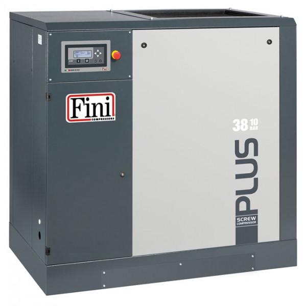 PLUS 55-08 - Винтовой компрессор 8600 л/мин