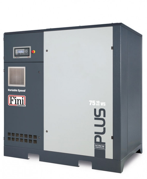 PLUS 56-10 VS - Винтовой компрессор 8300 л/мин