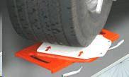 Повортные круги 2 шт. для грузовых автомобилей