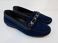 Мокасины Etor 2883-3010-083 36 синие, фото 1