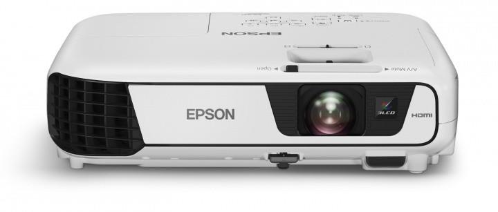 Проектор Epson EB-S31 (V11H719040)