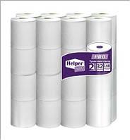 Helper Soft Pro   туалетний папір  2 шари  (4*16) 64 рулона