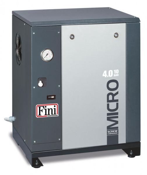 MICRO SE 4.0-10 - Винтовой компрессор 485 л/мин