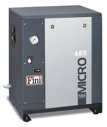 MICRO SE 4.0-10 - Винтовой компрессор 485 л/мин, фото 2