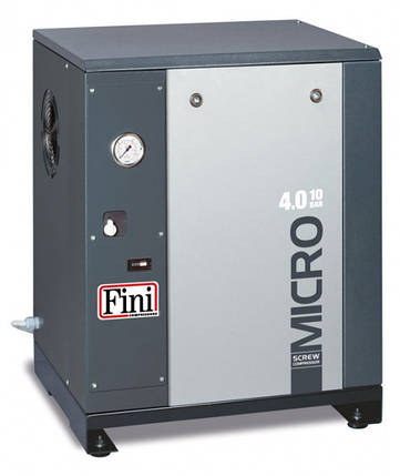 MICRO 5.5-13 - Винтовой компрессор 485 л/мин, фото 2
