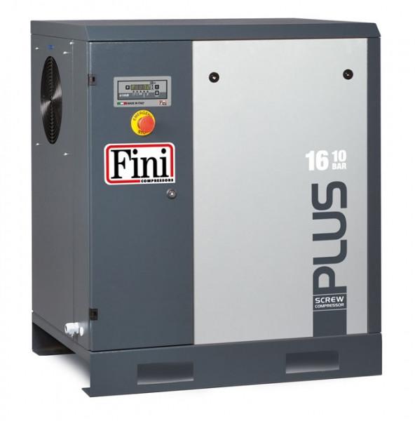 PLUS 11-08 - Винтовой компрессор 1650 л/мин