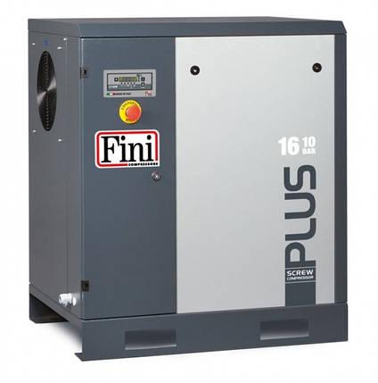 PLUS 11-08 - Винтовой компрессор 1650 л/мин, фото 2