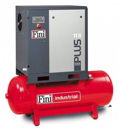 PLUS 11-08-500 - Винтовой компрессор 1650 л/мин, фото 2
