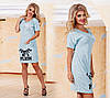 Женское летнее платье №26-р7469