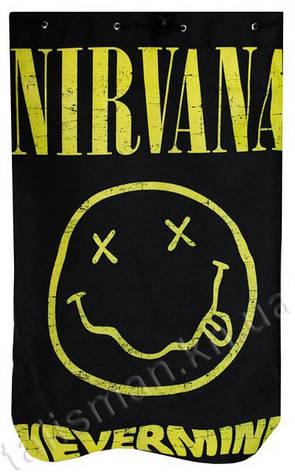 NIRVANA - Nevermind (смайл)- рюкзак, фото 2