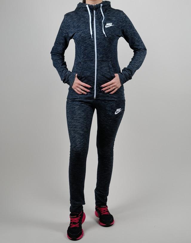 af68f5b9 Женский спортивный костюм Nike 7155 Тёмно-синий, цена 1 829 грн ...
