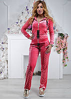 Женский спортивный турецкий костюм Ronay «Кубики»,раз 42 по 48, 2 цвета., фото 1