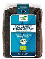 """Рис черный цельнозерновой органический """"Bio Planet"""" 400 грамм"""