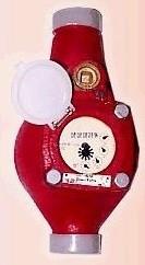 """Счетчик горячей воды КВБ-10 (ВН, t=90) Г Ду-40 1 3/4""""с КМЧ одноструйный крыльчатый"""