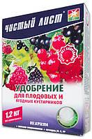 Кристаллическое удобрение для плодовых и ягодных кустарников, 1,2кг.