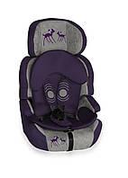 Кресло автомобильное UNO Violet Miss Bambi