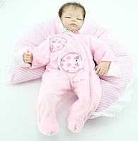 Спящий Реборн Кукла  КБ 031-И, фото 1