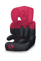 Кресло автомобильное JUNIOR Black&Red Lorell