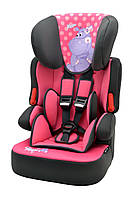 Автокресло X-Drive Plus Beige&Rose Hippo