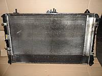 Радиатор основной, охлаждения Fiat Doblo/Фиат Добло/Фіат Добло 1.6 16V