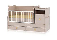 TREND PLUS ALL Oak кровать детская