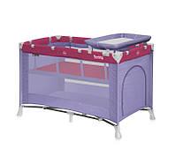 PENNY 2 Layers ROSE манеж - кровать
