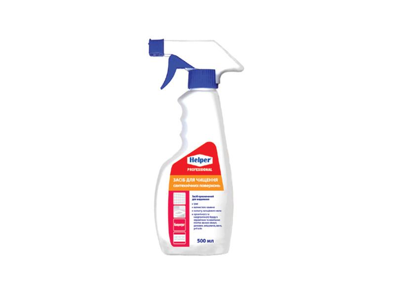 Helper Professional   средство для чистки сантехнических поверхностей 500 мл *12