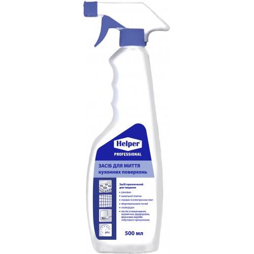 Helper Professional   средство для мытья кухонных поверхностей 500мл * 1