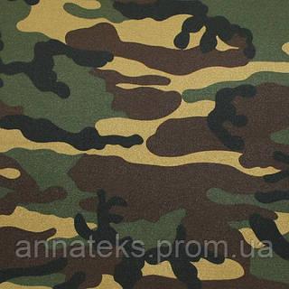 Ткань камуфляжная Эконом-195 122039 арт. ВО НАТО 80/20 ПЭ/Х/Б ПЛ 195