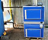 Котел с газификацией древесины (пиролизный котел)APSS 90 Мощностью 90 квт, фото 3