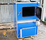 Котел із газифікацією деревини (піролізний котел)APSS 90 Потужністю 90 квт, фото 4
