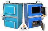 Котел із газифікацією деревини (піролізний котел)APSS 90 Потужністю 90 квт, фото 6