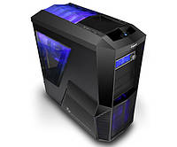 Корпус ZALMAN Z11 Plus (Black) Steel/Plastic, MiddleTower