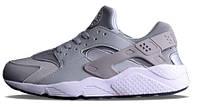 Мужские кроссовки Nike Air Huarache Power Grey, найк