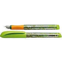 Ручка чернильная Schneider, иридиевое перо S606160-01 зеленая